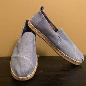 Toms Jean style slip-on